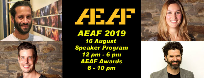 AEAF 19 ticket main photo