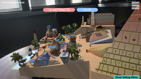 AR Egyptian World